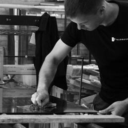 veidrodžių gamyba